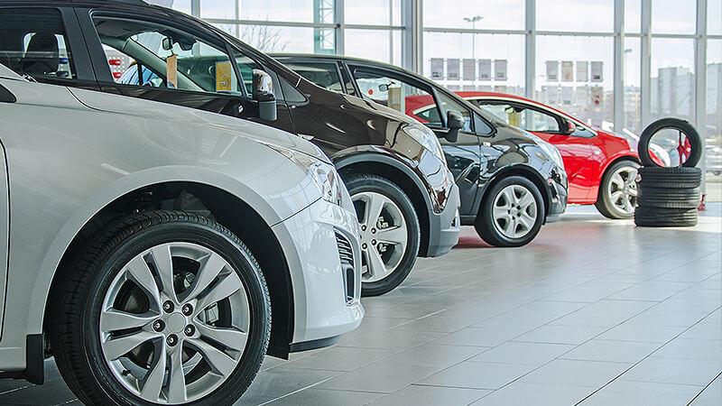 Fahrzeughandel Heiden