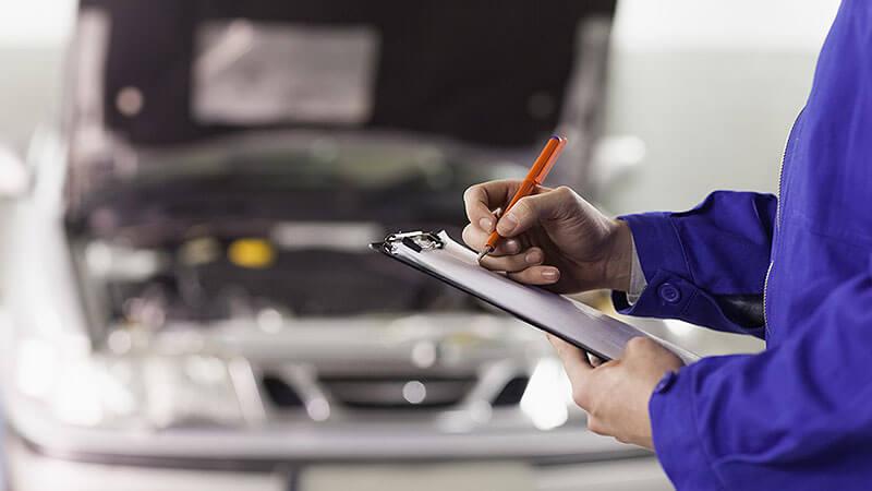 Fahrzeughandel mit geprüften Fahrzeugen